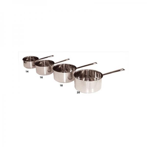 Série de 4 casseroles Baumstal