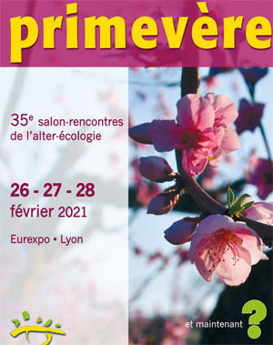 Salon Primevère 2021. Le salon bio de Lyon
