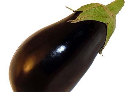 Les aubergines : les fruits légumes santé.